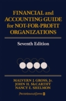 Financial and Accounting Guide for Not-for-Profit Organizations av Malvern J. Gross, Sandra L. Johnson, Richard F. Larkin, John H. McCarthy og Nancy E. Shelmon (Innbundet)