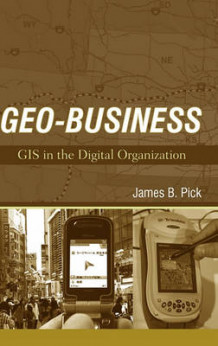 Geo Business av James B. Pick og Julian J. Ray (Innbundet)