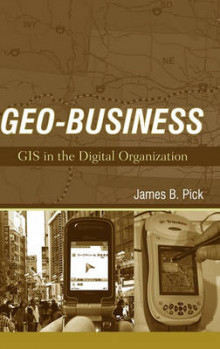 Geo-Business av James B. Pick (Innbundet)