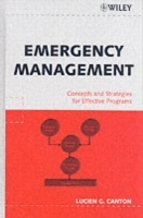 Emergency Management av Lucien G. Canton (Innbundet)
