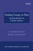 Finding Groups in Data av Leonard Kaufman og Peter J. Rousseeuw (Heftet)
