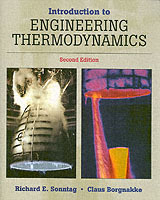 Introduction to Engineering Thermodynamics, 2nd Edition av Richard E. Sonntag (Heftet)
