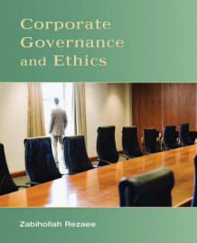 Corporate Governance and Ethics av Zabihollah Rezaee (Heftet)