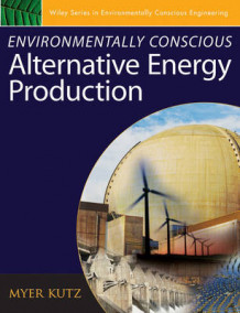 Environmentally Conscious Alternative Energy Production (Innbundet)