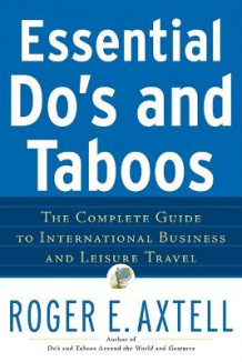 Essential Do's and Taboos av Roger E. Axtell (Heftet)