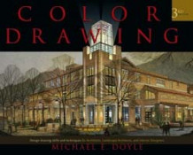 Color Drawing av Michael E. Doyle (Innbundet)