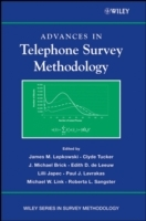 Advances in Telephone Survey Methodology av Edith Desiree de Leeuw, James M. Lepkowski, Clyde Tucker, Edith D. de Leeuw, J. Michael Brick, Lilli Japec, Paul J. Lavrakas, Michael W. Link og Roberta L. Sangster (Heftet)