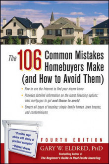 The 106 Common Mistakes Homebuyers Make (and How to Avoid Them) av Gary W. Eldred (Heftet)