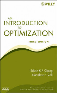 An Introduction to Optimization av Edwin K. P. Chong og Stanislaw H. Zak (Innbundet)