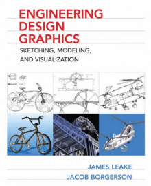 Engineering Design Graphics av James Leake og Jacob Borgerson (Heftet)