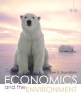 Economics and the Environment av Eban S. Goodstein (Heftet)