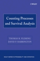 Counting Processes and Survival Analysis av Thomas R. Fleming og David P. Harrington (Heftet)