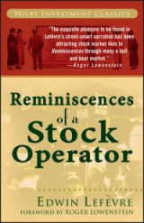 Omslag - Reminiscences of a Stock Operator