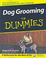 Dog Grooming for Dummies av Margaret H. Bonham (Heftet)