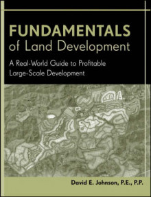 Fundamentals of Land Development av David E. Johnson (Innbundet)