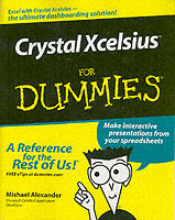 Crystal Xcelsius For Dummies av Michael Alexander (Heftet)