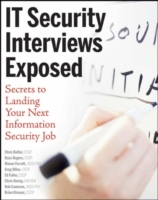 IT Security Interviews Exposed av Chris Butler, Russ Rogers, Mason Ferratt, Greg Miles, Ed Fuller, Chris Hurley, Rob Cameron og Brian Kirouac (Heftet)