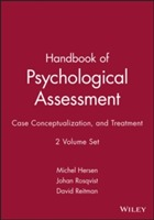 Handbook of Psychological Assessment, Case Conceptualization, and Treatment (Innbundet)