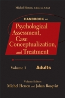 Handbook of Psychological Assessment, Case Conceptualization, and Treatment: Adults v. 1 (Innbundet)