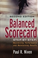 Balanced Scorecard Step-by-step av Paul R. Niven (Innbundet)