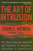 The Art of Intrusion av Kevin D. Mitnick og William L. Simon (Heftet)