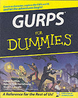 Gurps for Dummies av Stuart J. Stuple, B-E. Hartsfvang og Adam Griffith (Heftet)