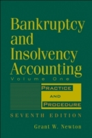 Bankruptcy and Insolvency Accounting: v. 1 av G. W. Newton (Innbundet)