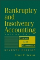 Bankruptcy and Insolvency Accounting: v. 2 av G. W. Newton (Innbundet)