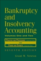 Bankruptcy and Insolvency Accounting: v. 1 & 2 av G. W. Newton (Innbundet)