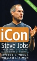 iCon Steve Jobs: The Greatest Second Act in the History of Business av Jeffrey S. Young og William L. Simon (Heftet)