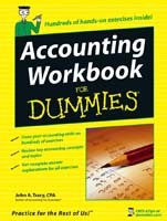 Accounting Workbook For Dummies av John A. Tracy (Heftet)