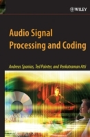 Audio Signal Processing and Coding av Andreas Spanias, Ted Painter og Venkatraman Atti (Innbundet)