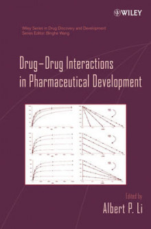 Drug-Drug Interactions in Pharmaceutical Development av Binghe Wang (Innbundet)