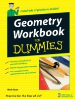 Geometry Workbook For Dummies av Mark Ryan (Heftet)