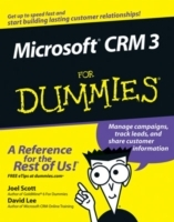 Microsoft Dynamics CRM 3 For Dummies av Joel Scott og David Lee Kuo Cheun (Heftet)