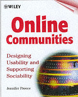 Online Communities av Jenny Preece (Heftet)