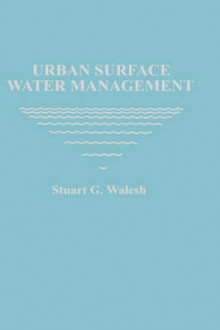 Urban Surface Water Management av Stuart Walesh (Innbundet)