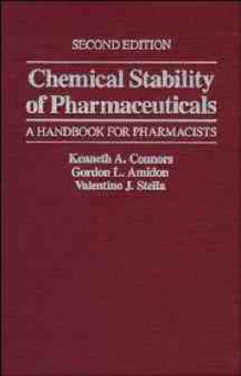 Chemical Stability of Pharmaceuticals av Kenneth A. Connors, Gordon L. Amidon og Valentino J. Stella (Innbundet)