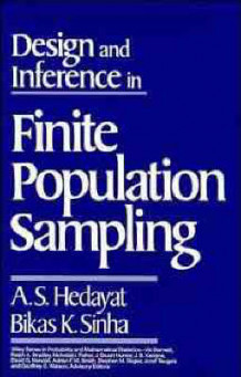 Design and Inference in Finite Population Sampling av A. S. Hedayet og Bikas Sinha (Innbundet)