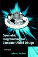 Geometric Programming for Computer Aided Design av Alberto Paoluzzi (Innbundet)