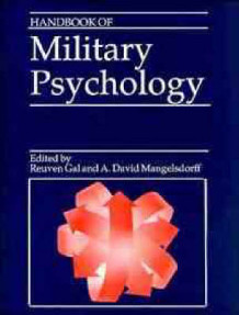 Handbook of Military Psychology (Innbundet)