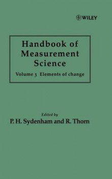 Handbook of Measurement Science: Elements of Change v. 3 av P. H. Sydenham (Innbundet)