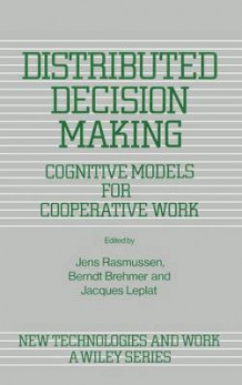 Distributed Decision Making (Innbundet)