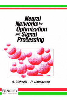 Neural Networks for Optimization and Signal Processing av Andrzej Cichocki og R. Unbehauen (Innbundet)