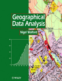 Geographical Data Analysis av Nigel Walford (Heftet)