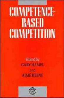 Competence-Based Competition (Innbundet)
