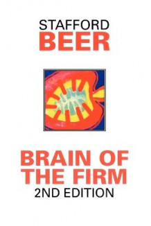 Brain of the Firm av Stafford Beer (Heftet)
