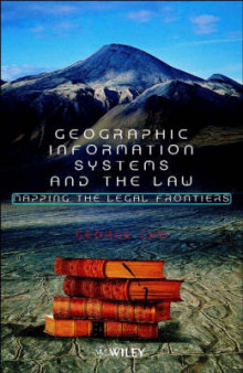 Geographical Information Systems and the Law av George Cho (Innbundet)