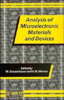 Analysis of Microelectronic Materials and Devices (Heftet)