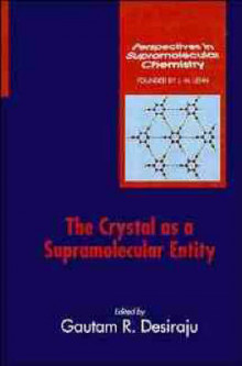 The Crystal as a Supramolecular Entity av Gautam R. Desiraju (Innbundet)